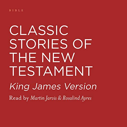 Classic Stories of the New Testament cover art