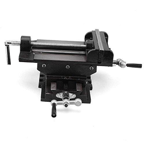 Prensa de taladro inclinable de 4', ancho Compatibilidad Tornillo de banco inclinable con apertura de 110 mm Tornillo de banco giratorio de fresado de alta calidad para trabajos de