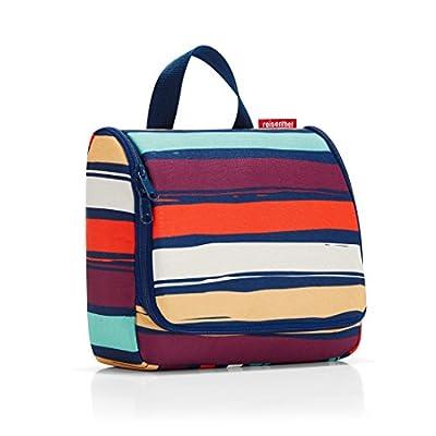 reisenthel toiletbag artist stripes