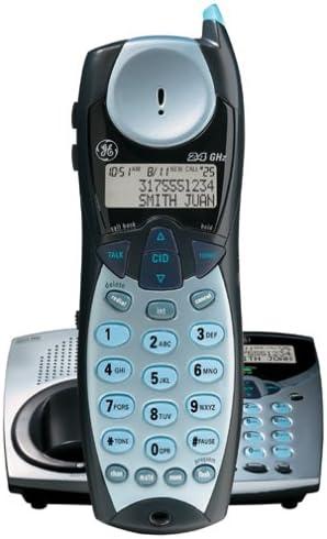 GE 27936GE3 2.4 GHz Analog ID Cordless Speakerphone Over item handling Caller with Save money