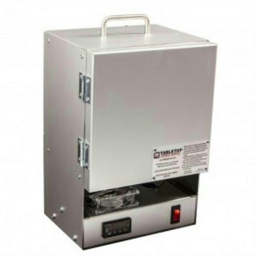 RapidFire Pro-LP Electric Kiln Furnace-2200F 10 Min Melt Gold - Programmable Controller