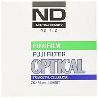 FUJIFILM 光量調整用フィルター(NDフィルター) 単品 フイルター ND 1.2 7.5X 1