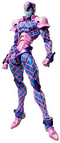 Medicos Aventura Bizarra de JoJo: Parte 5 -- Vento Dourado: K Crimson Blue Ver. Super Action Statue