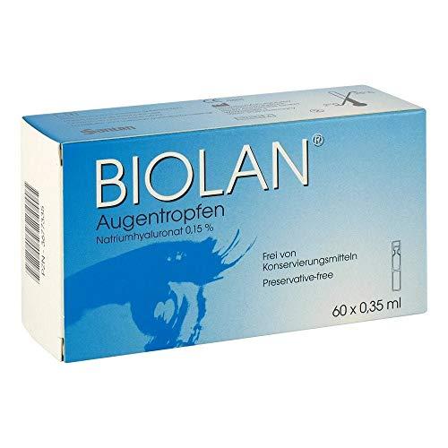 Biolan Augentropfen, 60X0.35 ml