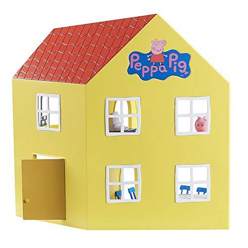 Peppa Pig 06384 Peppa's Family Home Playset