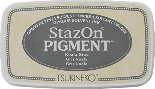 Imagine SZPIG-032 StazOn Pigment-Tintenkissen Koala, Grau