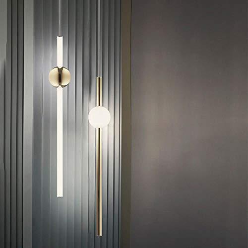 Lámpara de mesa auxiliar, restaurante candelabro nórdico modelo de personalidad creativa post-moderna de la sala de la lámpara de diseño de la lámpara portátil del espacio del estilo barr.