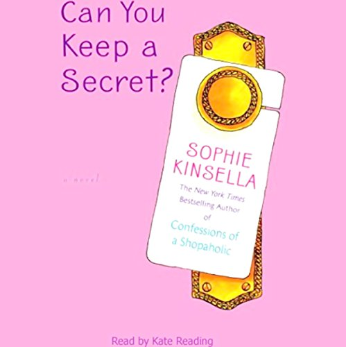 Can You Keep a Secret? audiobook cover art