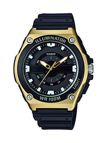 Casio Herren-Armbanduhr MWC-100H-9AVEF