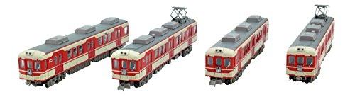 鉄道コレクション 鉄コレ 神戸電鉄 デ1350形 4両セット ジオラマ用品 (メーカー初回受注限定生産)