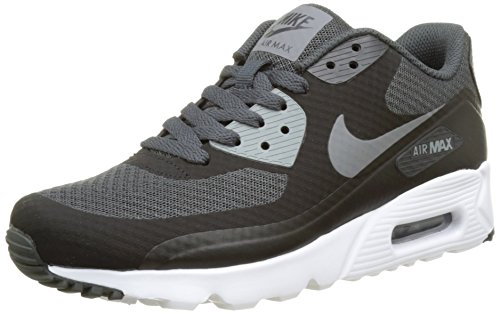 Nike Herren Air Max 90 Ultra Essential Bässe, Schwarz (Black/cool Grey/Anthracite/White), 40 EU