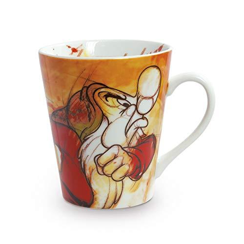 Egan Mug, Porcellana, Avorio, Small