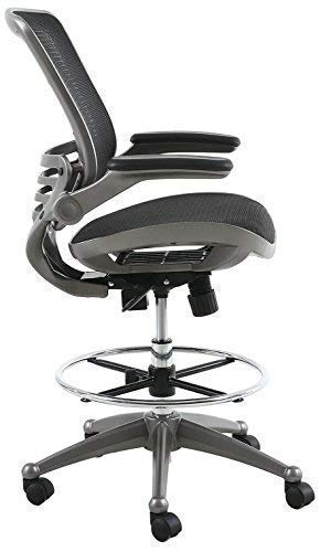 Our #4 Pick is the Harwick Evolve All Mesh Heavy Duty Drafting Chair