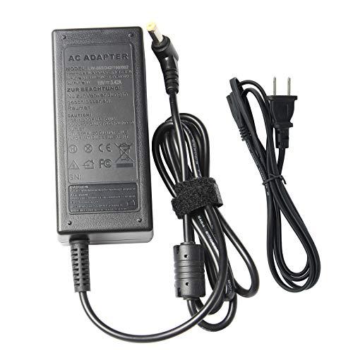 AC Adapter for Acer G277HL GN246HL H257HU R271 R221Q UT220HQL XG270HU LED Monitor Power Supply