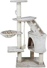 Fancypets FL8457 Mueble para Gato con Casa y Hamaca, 120 cm