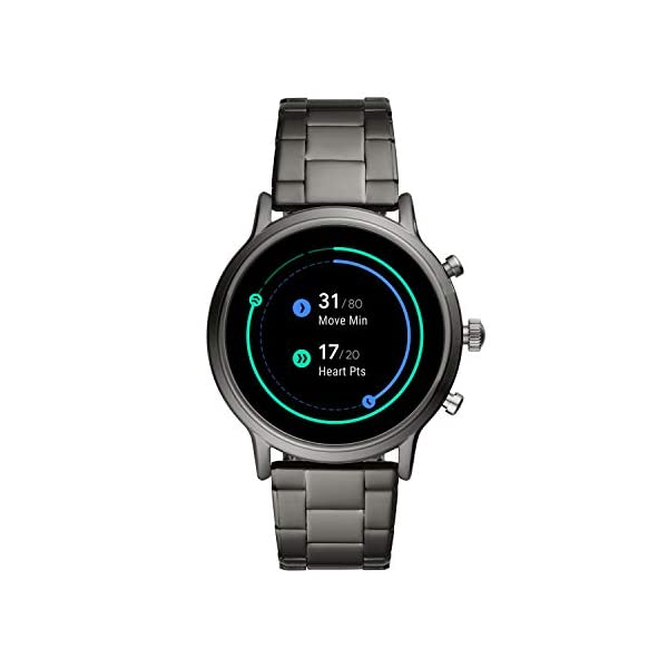Fossil Smartwatch Gen 5 para Hombre con pantalla táctil, altavoz, frecuencia cardíaca, GPS, NFC y notificaciones… 9