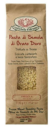 Rustichella d'Abruzzo Fregola Tostata 500g
