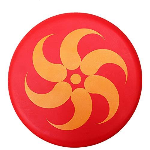 BangShou Frisbee Suave Niños del Disco Volador Frisbee con Patrón de Dibujos Animados para Niños Deportes