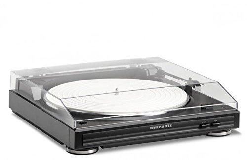 Marantz TT5005/N1B Plattenspieler, schwarz
