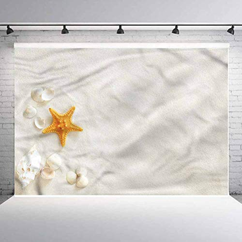 8x8FT Vinyl Photo Backdrops,Leaves,Vibrant Autumn Branches Background Newborn Birthday Party Banner Photo Shoot Booth