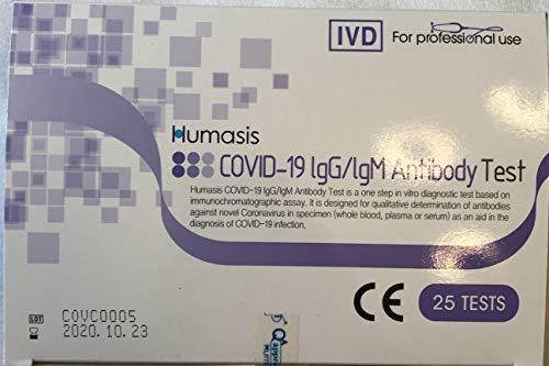 Antibody Test LgG/LgM