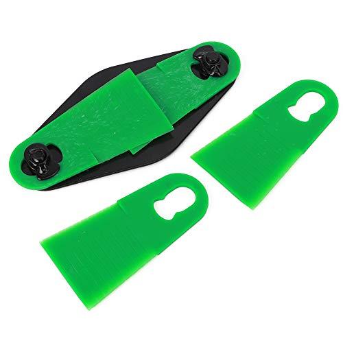 Cabezal de corte universal, accesorio de desbrozadora de césped de repuesto para cortador de césped de jardín universal 25 mm