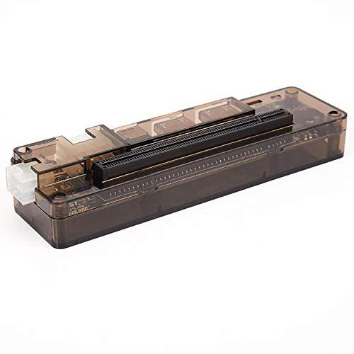 Fauge Pci-E Ordenador Portátil Externo Independiente Exp Gdc Muelle De Tarjeta De Gráficos/Base De Acoplamiento para Computador Portátil Pcie M.2 M Key Interface Versión