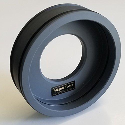 SacCityCorvette LS Rear Main Cover Alignment Tool & Seal Installer GM Gen III & IV Engines LS1-2-3-6-7-9-LQ4-LQ9-4.8L-5.3L-6.0L & More