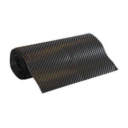 bauFIT® Noppenbahn, 0,5m x 20m (20m²) - Noppenfolie für Hochbeete, Mauerwerk-Schutz, Grundmauerschutz