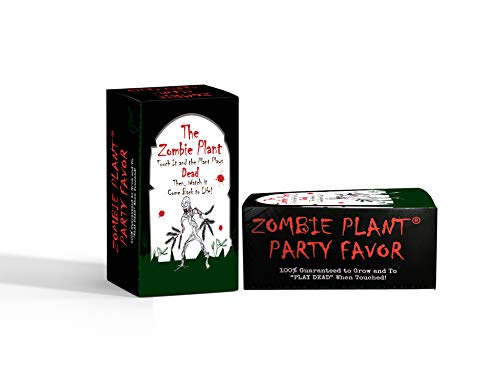 Zombie Plant stocking stuffer