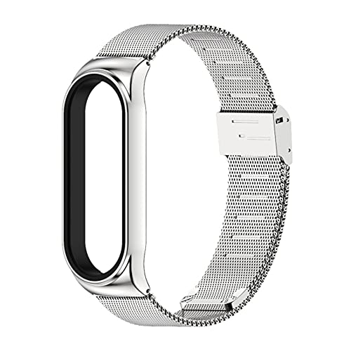 Silikonriemen □ für MI-Band 5 6 3 4 Armband Armband Armbandarmband (Color : 11, Size : For mi band 5 6)