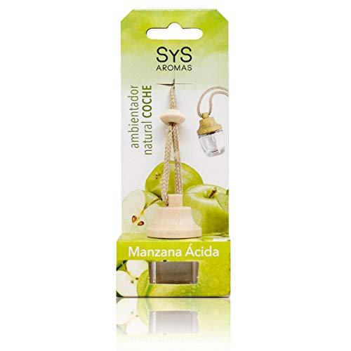 Ambientador Coche Manzana Ácida de Laboratorios SyS