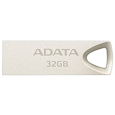 ADATA AUV210-32G-RGD 32GB USB 2.0 Capacity Beige Unidad Flash USB - Memoria USB (32 GB, USB 2.0, USB Type-A Connector… 2