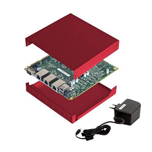 VARIA Group PC Engines APU2E4-Bundle - Board, Netzteil, Speicher, Gehäuse