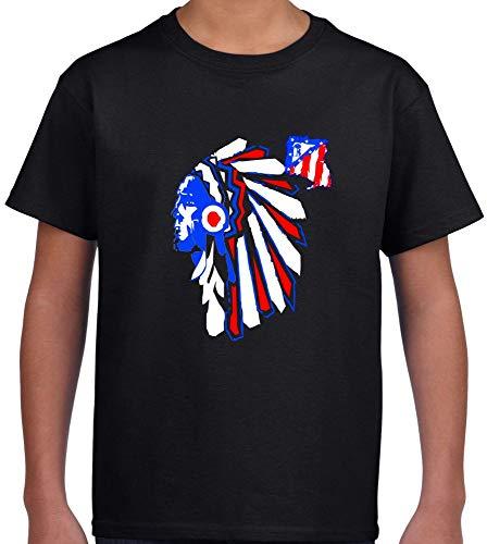 Desconocido Camiseta Atletico de Madrid Original Indi-Color rangozon (XL, Negro)