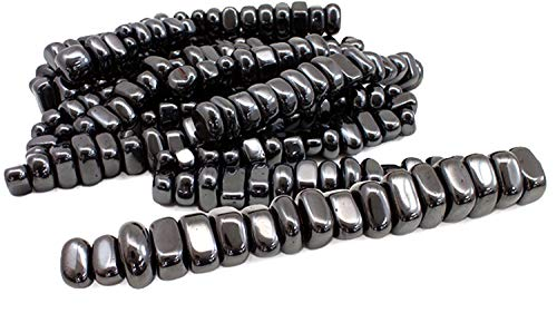 Kheops International Tumbled Stones Magnetic Hematite (1Lb)