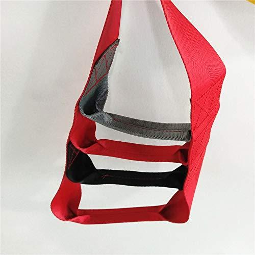 417Jr+wZo7L - DZWJ Esparcidor de Honda de protección Transpirable en Forma de Red Ayuda al Paciente Bariátrica Resistente de Malla de Cuerpo Completo Eslinga de elevación del Paciente
