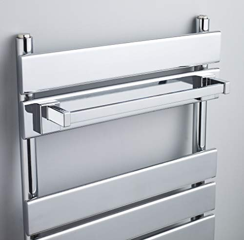 Nuie ACC005 moderne badkamer verwarming accessoire Magnatische radiator handdoekenrek, chroom
