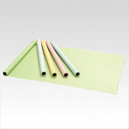 クラウン マス目模造紙10m巻(ウグイス) CR-MS10-GB