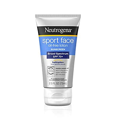 Neutrogena Sport Face Oil-Free