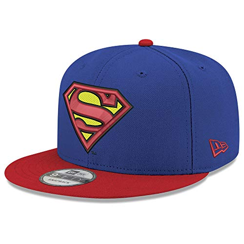 New Era Superman Branded Basic 9FIFTY Cap