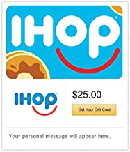 IHOP Gift Cards - E-mail Delivery