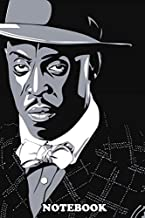 Notebook: Chalky White Boardwalk Empire , Journal for Writing, College Ruled Size 6