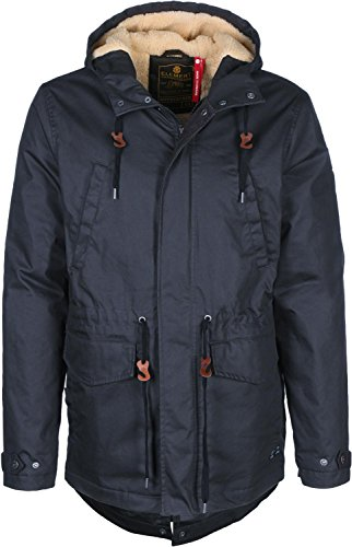 Element Roghan Parka eclipse navy