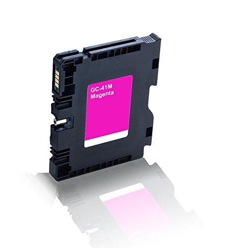 kompatible Druckerpatrone für Ricoh Aficio SG 2100 SG 2100 N SG 3100 snw SG 3110 dn SG 3110 dnw SG 3110 n SG 3110 sfnw SG 7100 dn SG-K 3100 DN Magenta Rot GC41M GC-41M