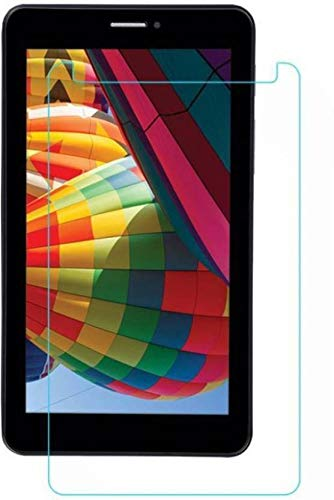 tran tempered edge to edge with 9h hardness screen protector for micromax canvas tab p701 plus tablet (pack of 1) transparent