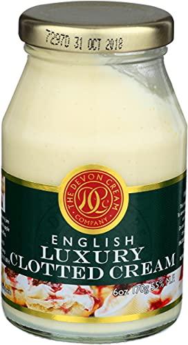 The Devon Cream Company Clotted Cream 6oz