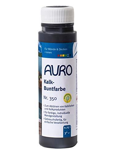 Kalk-Buntfarbe (0,25 Liter, anthrazit)