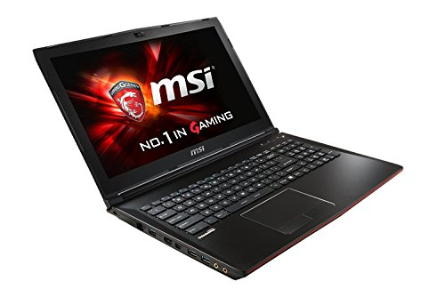 MSI GP62 Leopard Pro-002 Gaming Laptop (Windows 8.1, Intel Core i7-5700HQ, 15.6