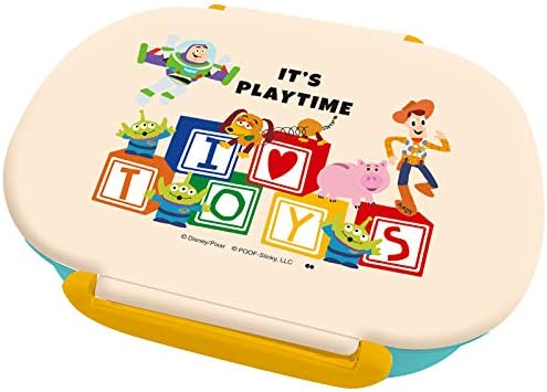 Toystory Department store Lunch Food Container Box Dd Pi 360ml Series Block OFFicial